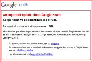 Google Health