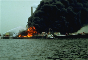 Oil Spill Fumes