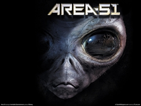 Area 51 Fiction
