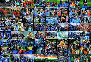 2011 Indian World Cup Cricket Team