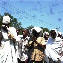 Ethiopian Unrest