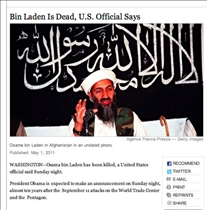 Bin Laden's Death